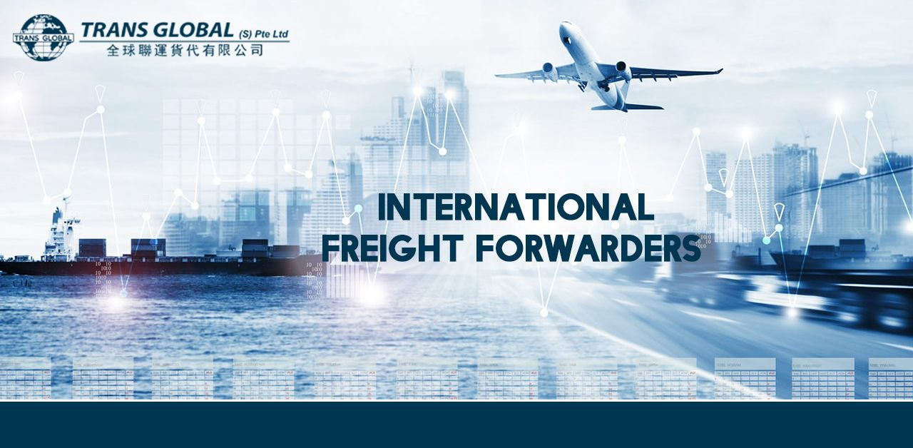 Are you looking for international freight forwarders in