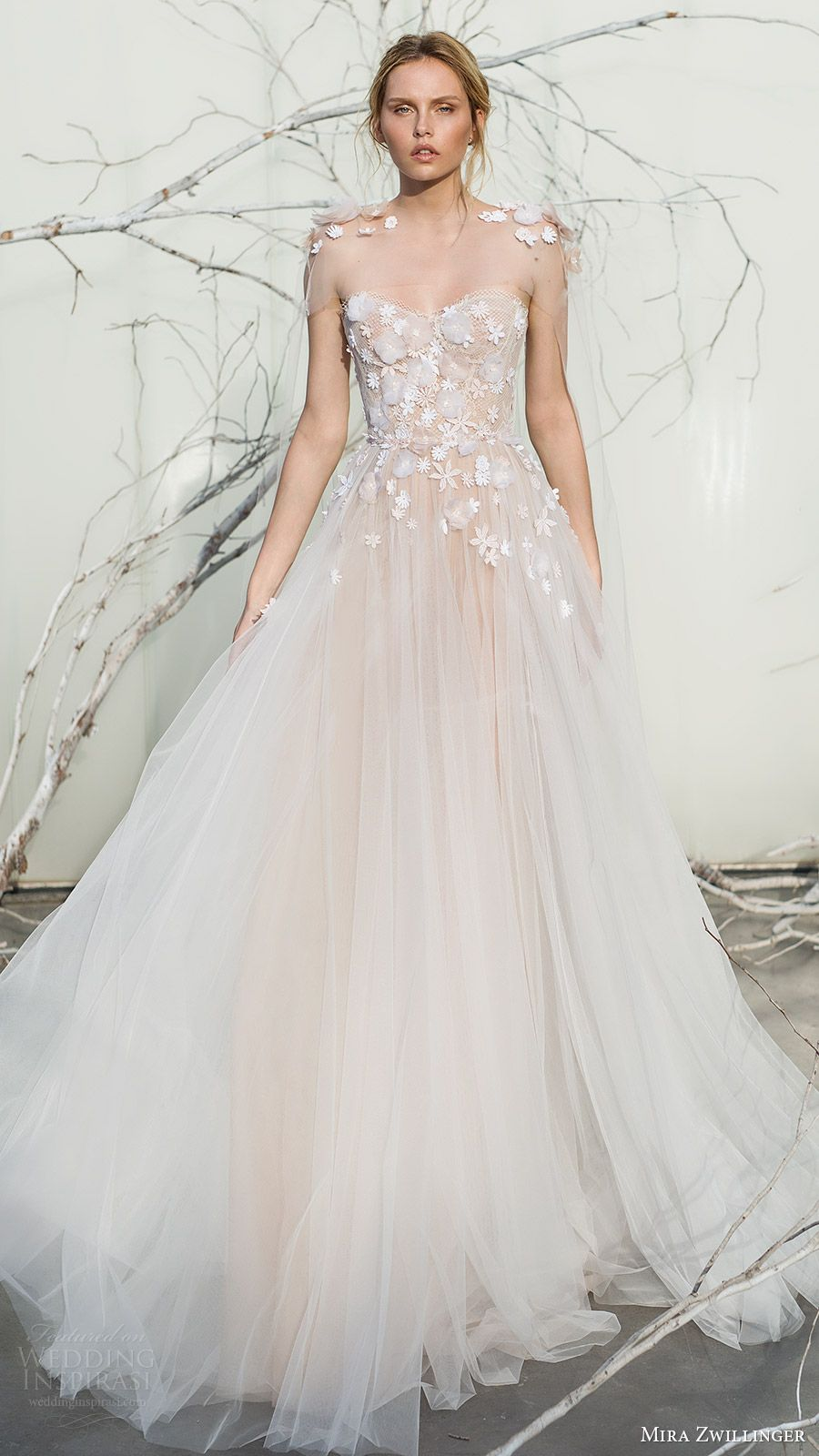 Mira zwillinger wedding dresses u ucwhisper of blossomud bridal