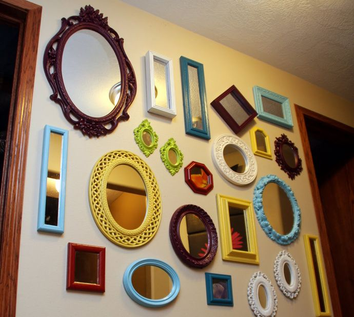 20 Great Wall Mirrors That Will Give The Wonderful Look To Your Room ...