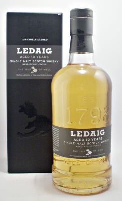 Ledaig Scotch Malt 10YO Whisky   LCBO