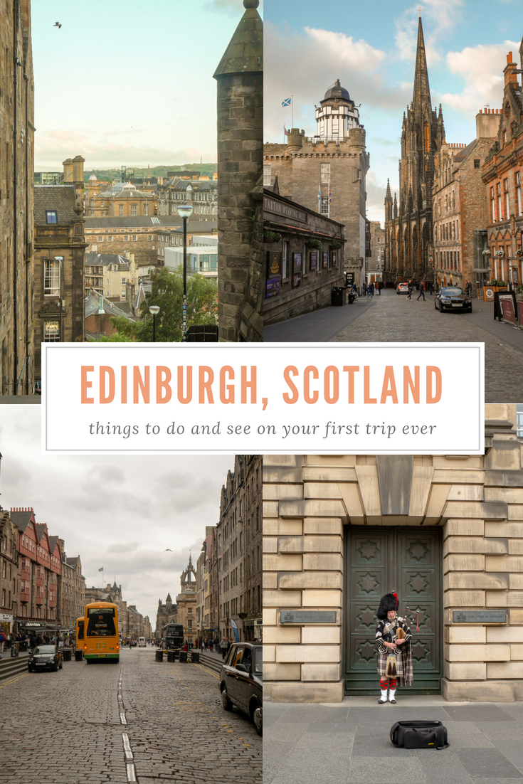 things to do while first time in edinburgh scotland travel rh pinterest com