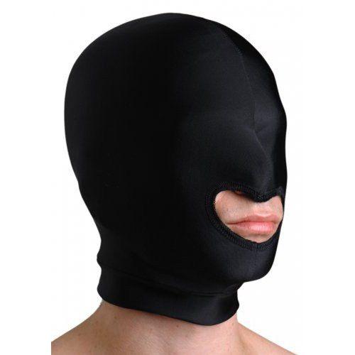 Premium Spandex Hood | Hush | Mouth open, Hoods, Spandex
