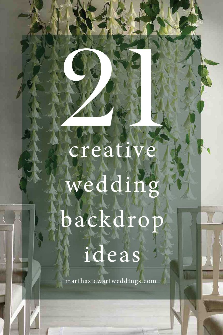 creative wedding backdrop ideas to consider for your own ceremony rh pinterest com