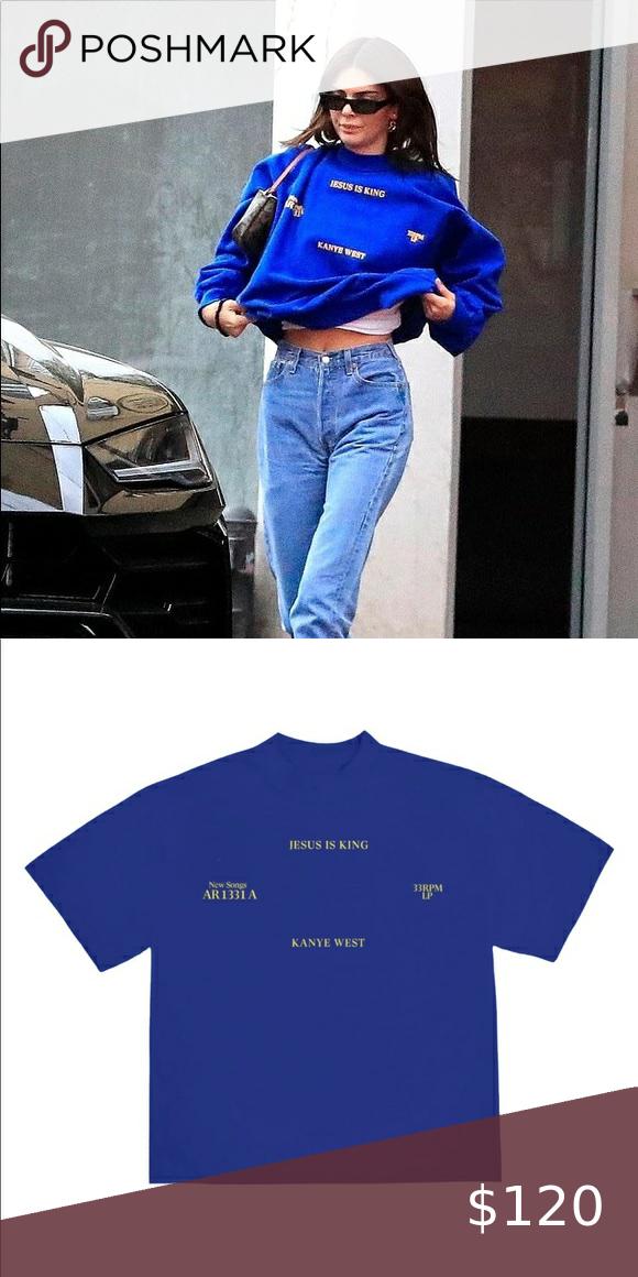 Kanye West Jesus Is King Vinyl I L Kanye West Jesus Is King Vynil I Tshirt Unisex New Yeezy Tops In 2020 Kanye West Kanye Women Shopping