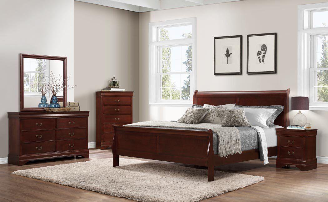 Cali Standard Configurable Bedroom Set | First Apartment ...