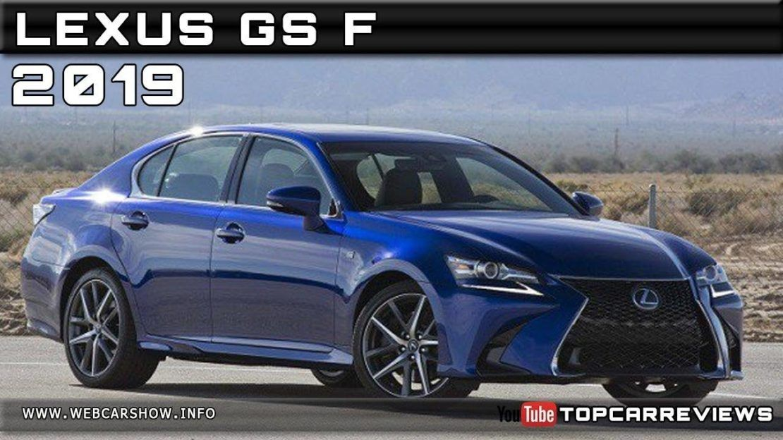 2019 lexus gs f review rendered price specs release date youtube rh pinterest com