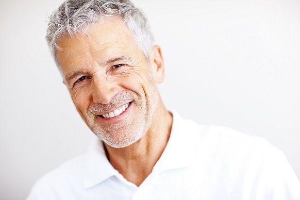 La chimie de l'homme de 50 ans