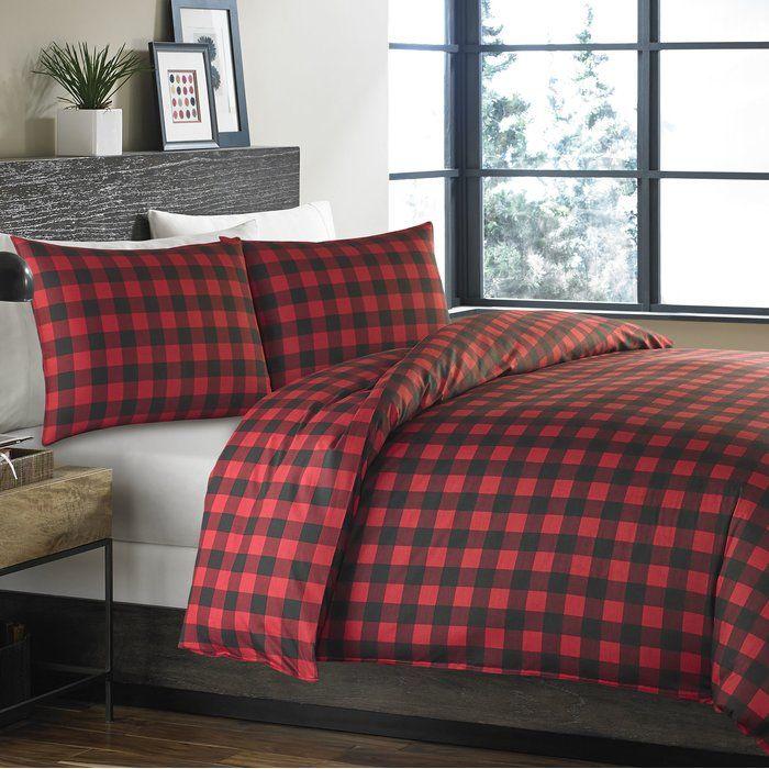 Mountain 100 Cotton Reversible Comforter Set Comforter Sets Duvet Sets Duvet Cover Sets
