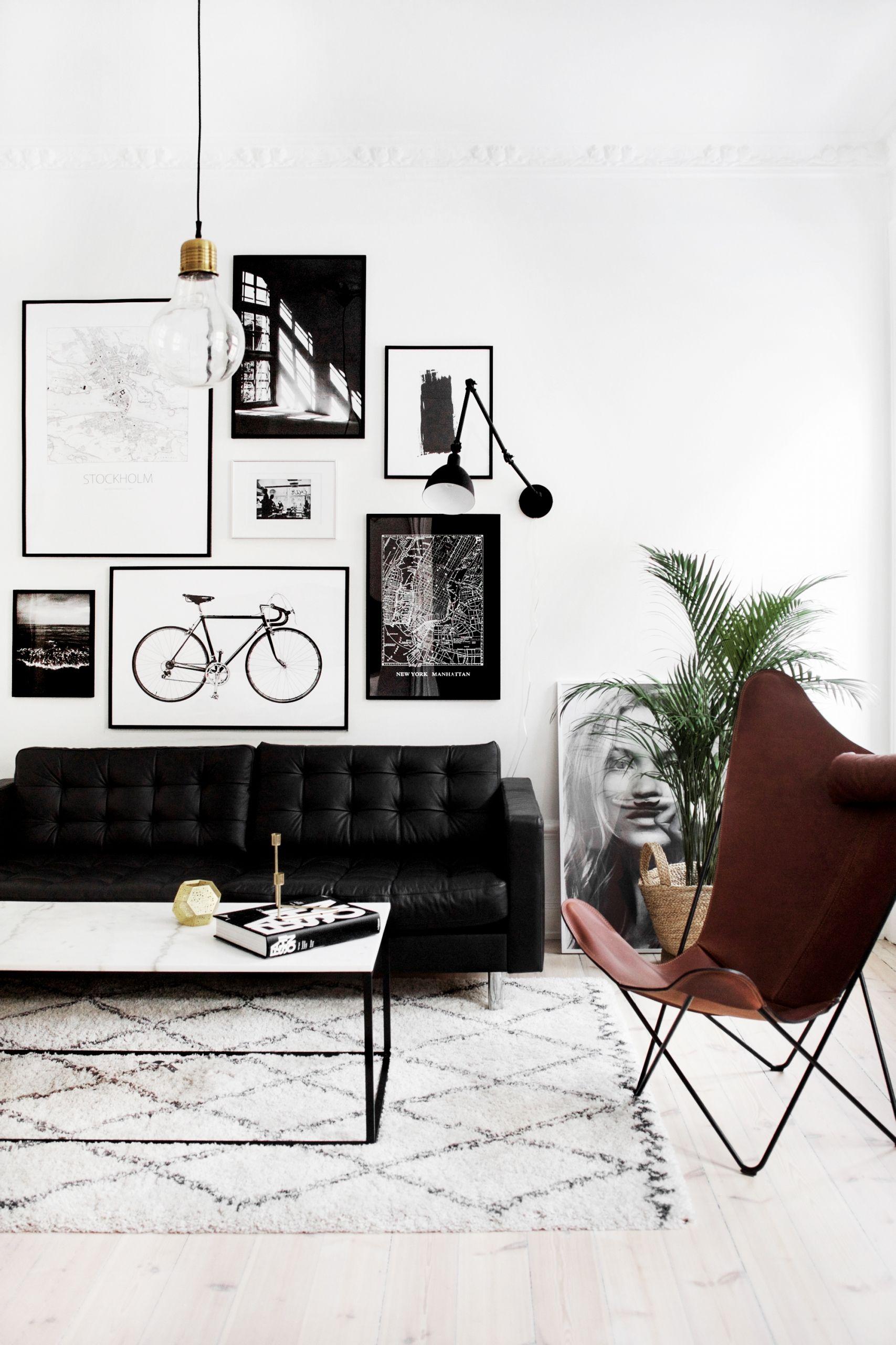 28 Gorgeous Modern Scandinavian Interior Design Ideas | Pinterest ...