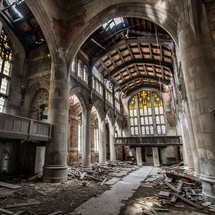 The 28 Most Insane Abandoned Places In The Midwest