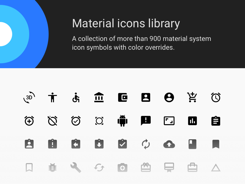 Github Zsoltszilvai Material Icons Sketch Library With Color