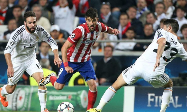 Real Madrid Vs Atletico Madrid Highlights Full Match Atlético Madrid Madrid Derby Soccer Events
