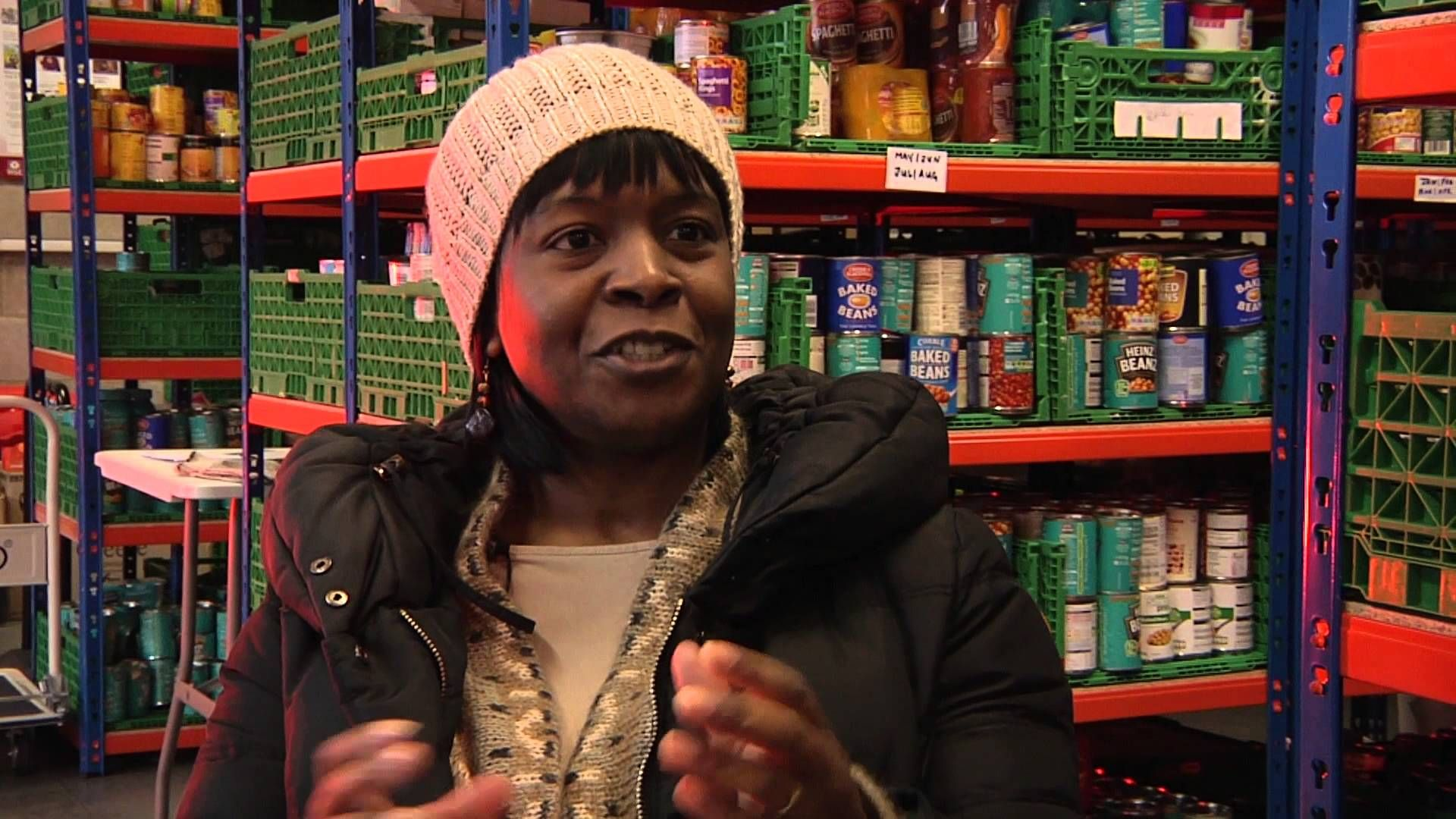 Food poverty in the uk is on the rise new oxfam report