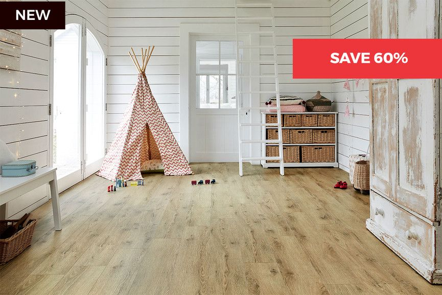 Series Woods 12mm Laminate Flooring Oak Laminate