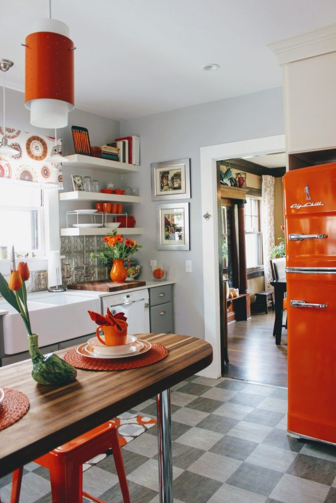 13 Must See Retro Big Chill Kitchen Layouts | Big Chill, Layouts And  Kitchens