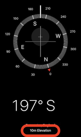 How to Measure Elevation on Your iPhone in 2020 (With