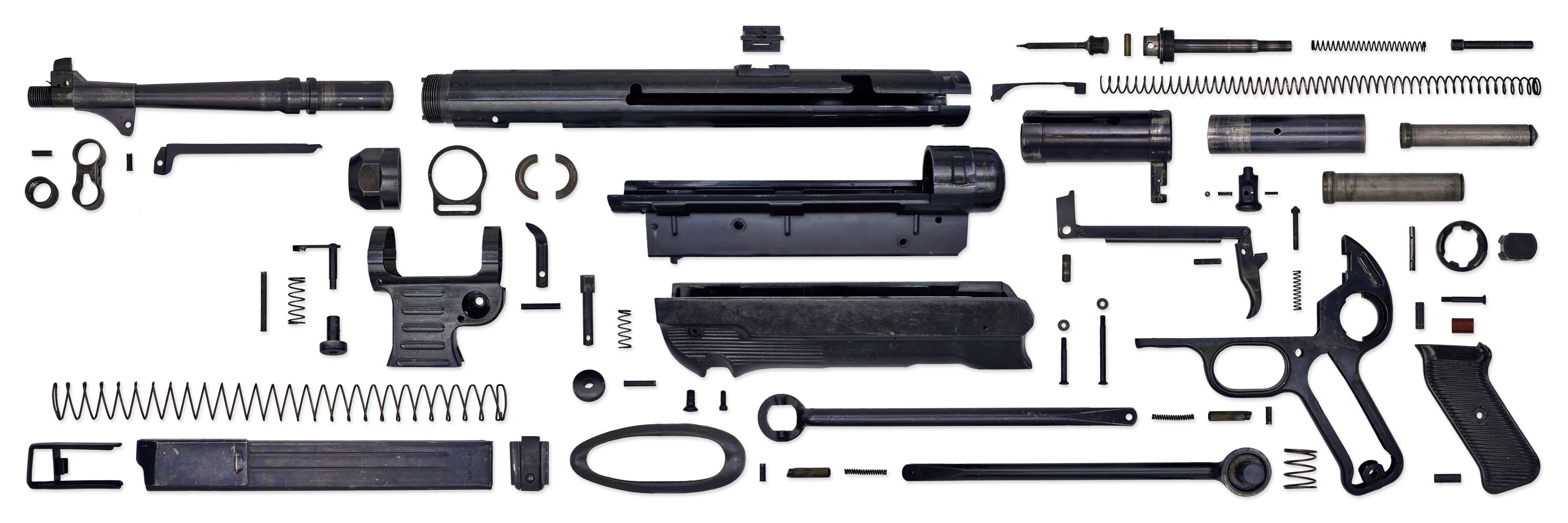mp40 mp40 parts in detail [ 3500 x 1167 Pixel ]