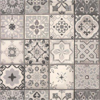Wallpaper From Leroy Merlin France Deco Tiles House Colors