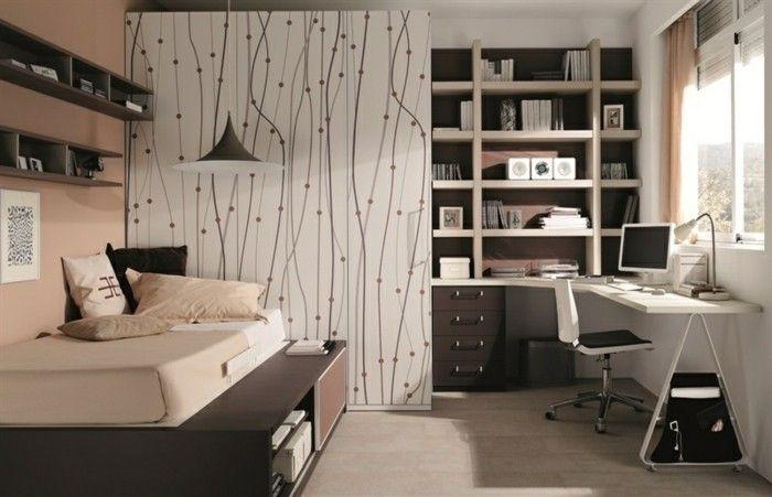 Comment aménager une chambre d\u0027ado garçon - 55 astuces en photos! - chambres a coucher conforama