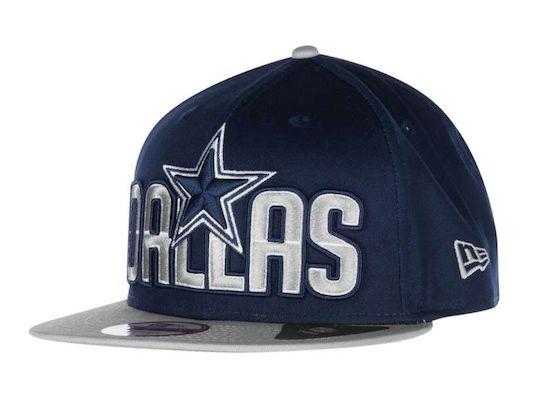 """e8236157aef5d NFL x NEW ERA """"Dallas Cowboys Draft"""" Snapback Cap"""