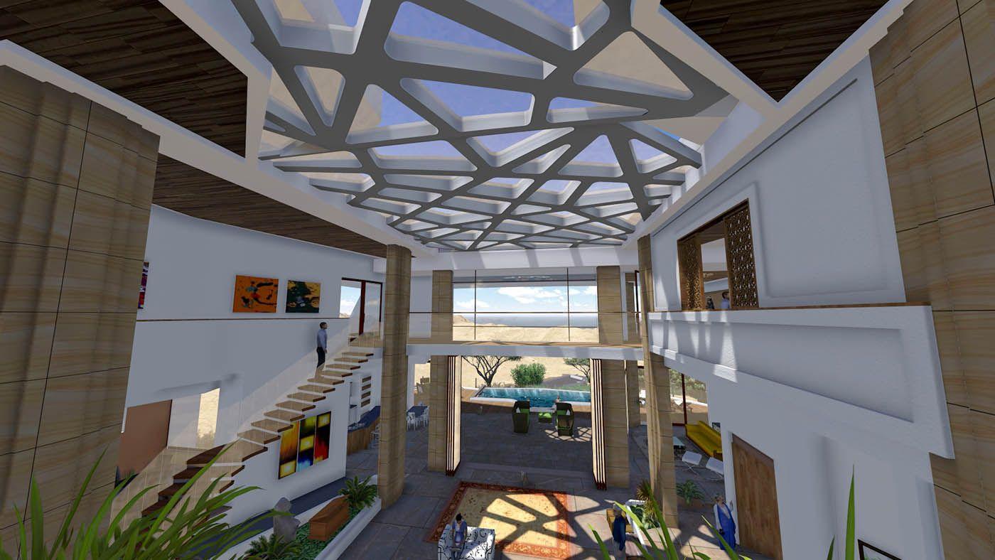 Muscat oman villa modern villa design muscat