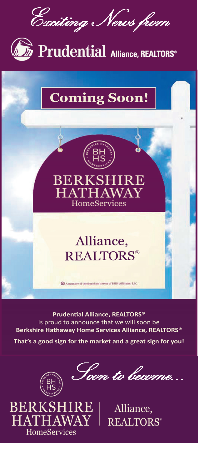 so excited to be a part of berkshire hathaway home services! | i