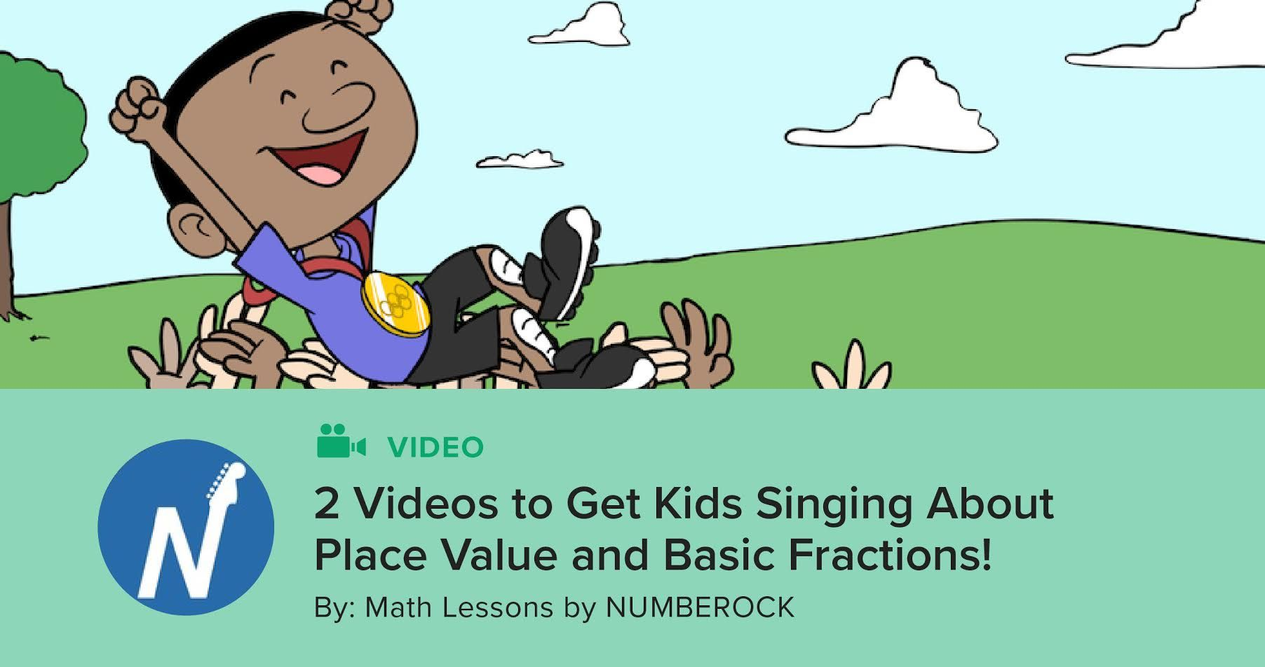 2 Videos To Get Kids Singing About Place Value And Basic