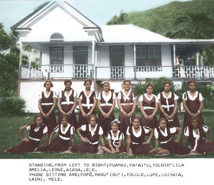 Mapusaga Girls from Penina .