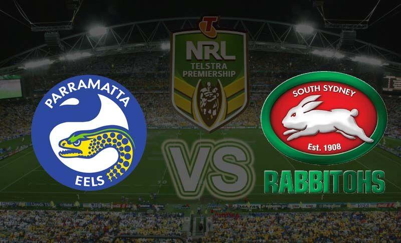 Nrl Live Rd 4 Parramatta Eels Vs South Sydney Rabbitohs Live Stream Score Team News Time Wests Tigers Nrl Nrl Live