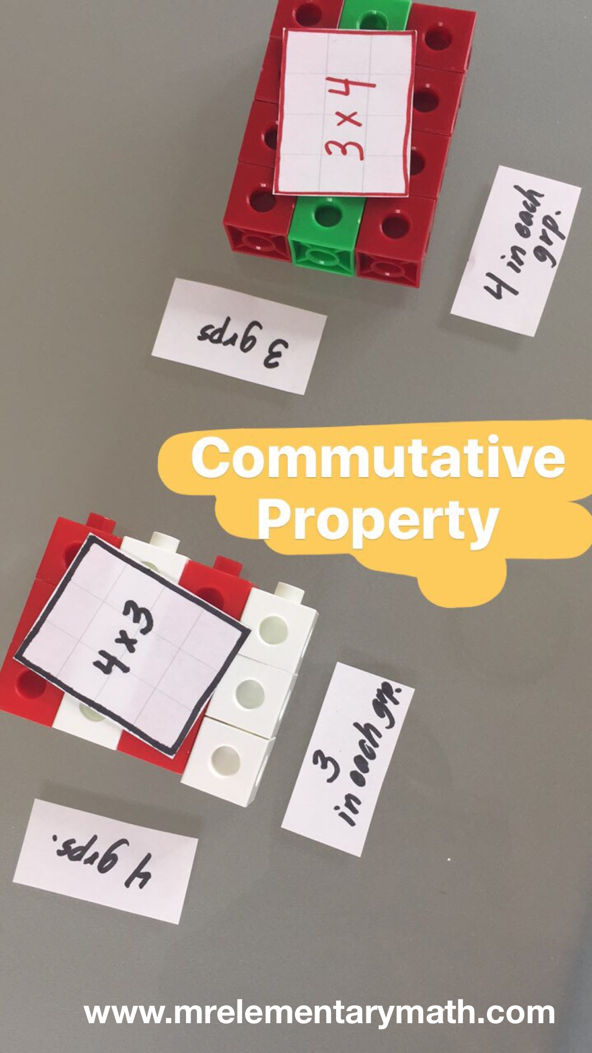 Watch This Video To Learn How To Use Math Manipulatives And Models To Teach Properties Of