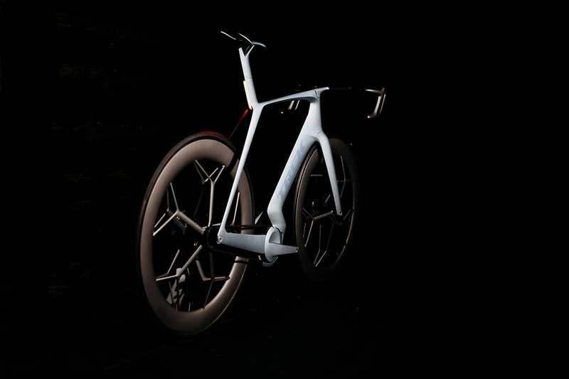 Trek Zora Futuristic Bike Wordlesstech Bicycle Bike Bike Design