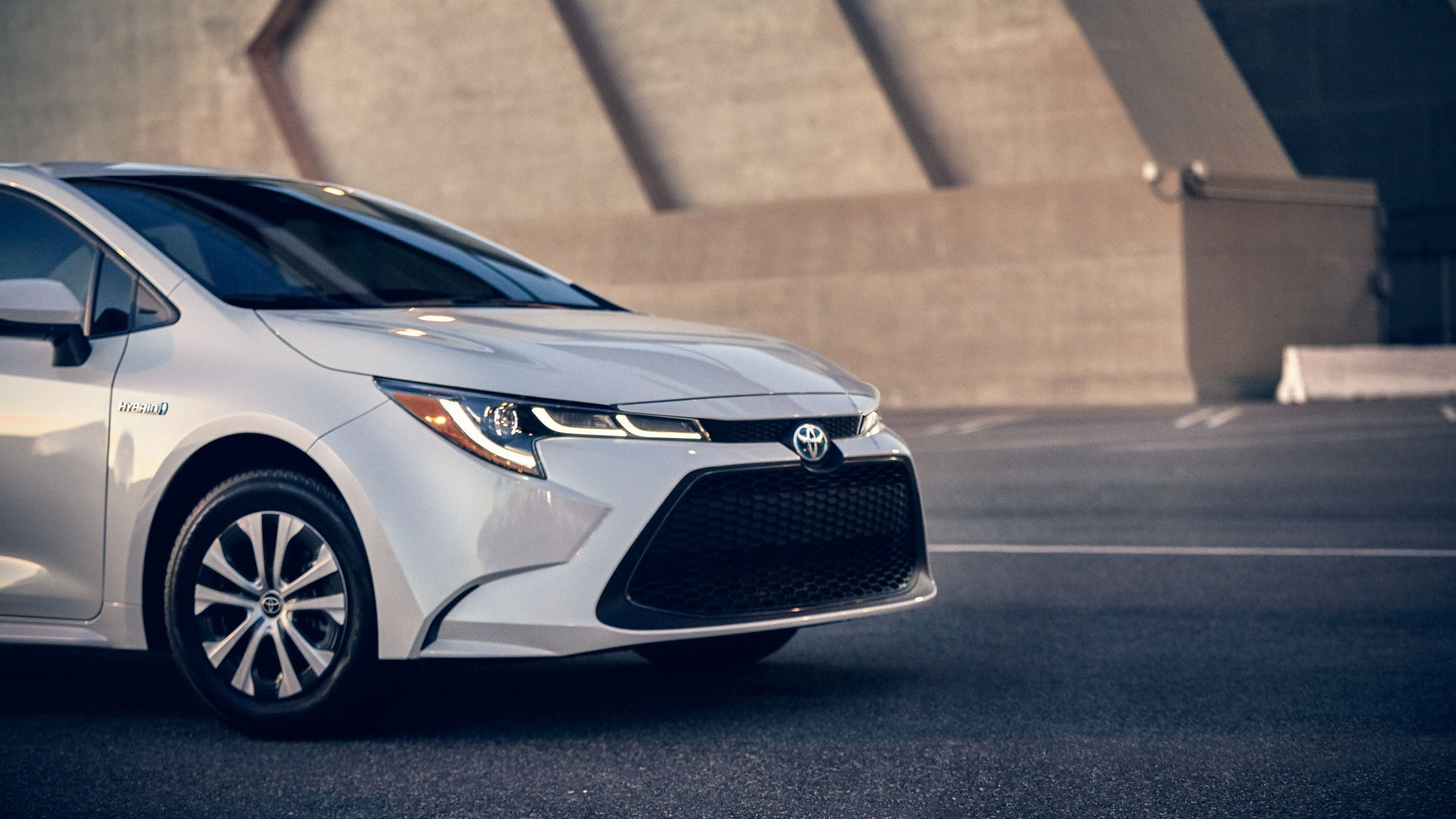 2020 Toyota Corolla Exterior Photos Latest Information About Toyota Cars Release Date Redesign And Rumors Our Coverage A Toyota Corolla Toyota New Car Smell