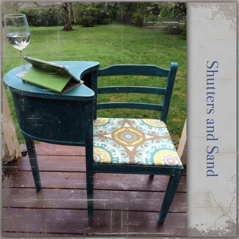 Patio Furniture West Chester Pa: Painted Furniture, Outdoor Chairs