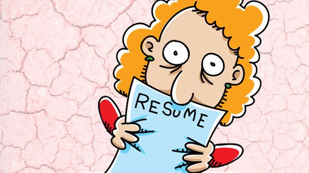 Stupid But Common Resume Mistakes I Loved Seeking A PartyTime