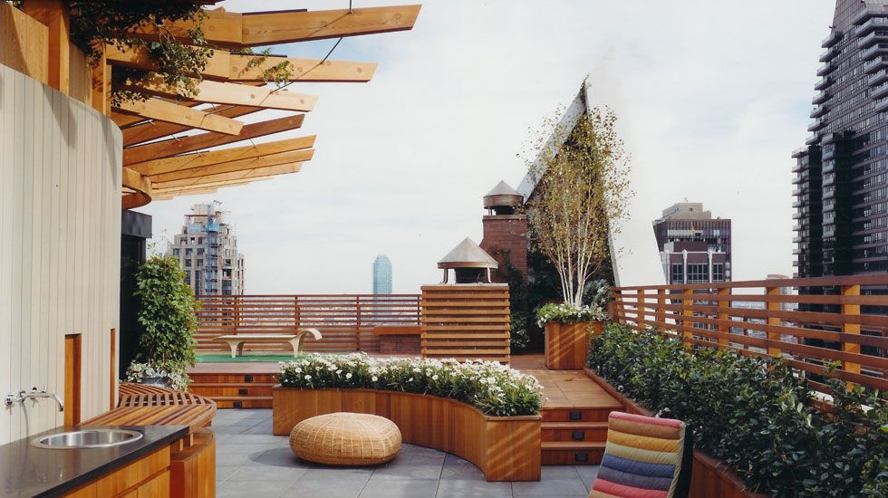 Best Roof Deck Design Ideas Contemporary Decorating Ideas