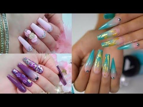 How to Make Nail Design 💅 #nailaddict #nailonflick #nailpro #halibeauty - YouTube