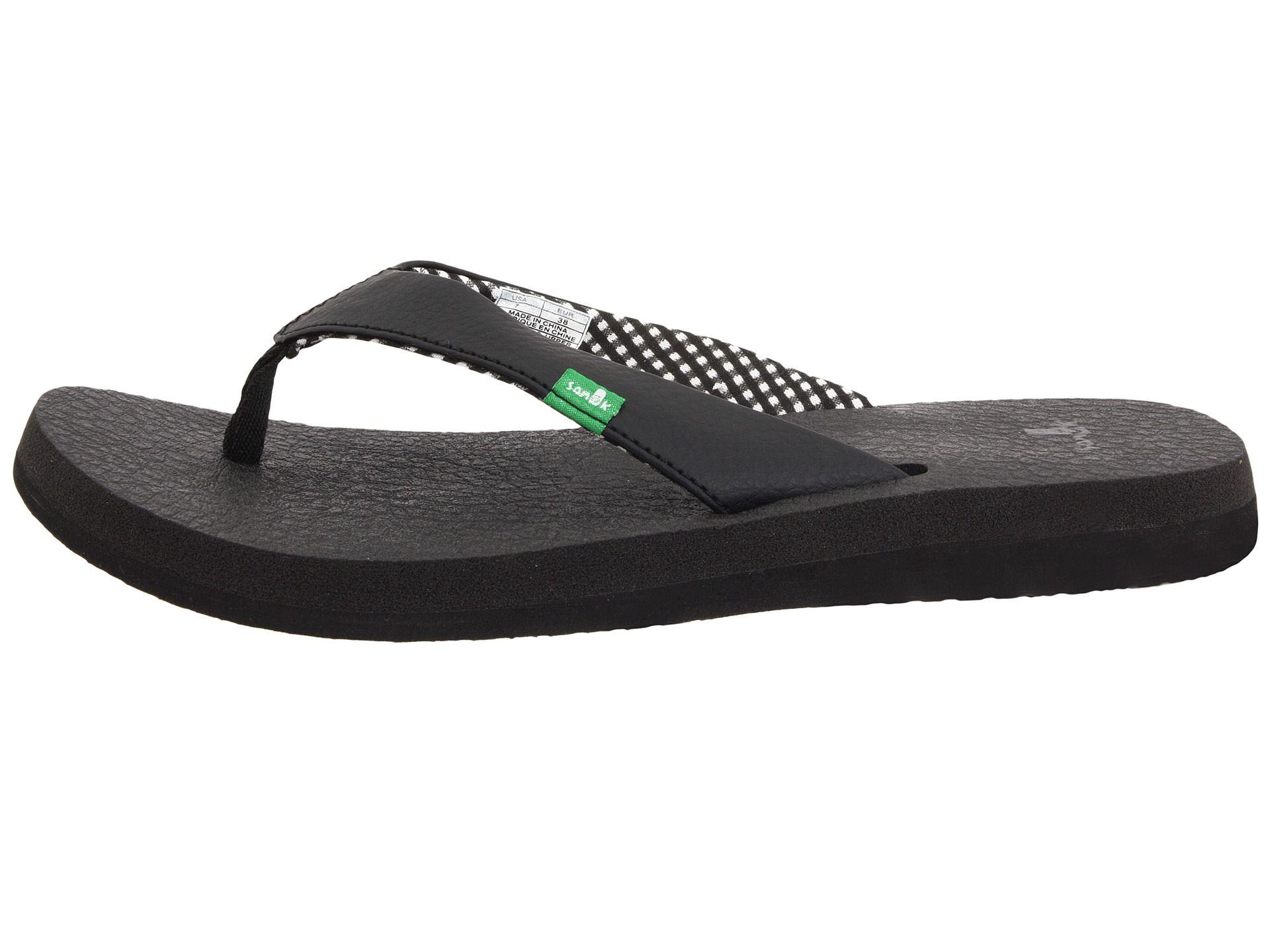 yoga flip sanuk flops mats snuk womens fashion s sandals flop women mat