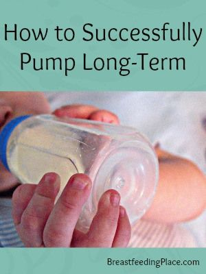 breast pump to induce labor instructions