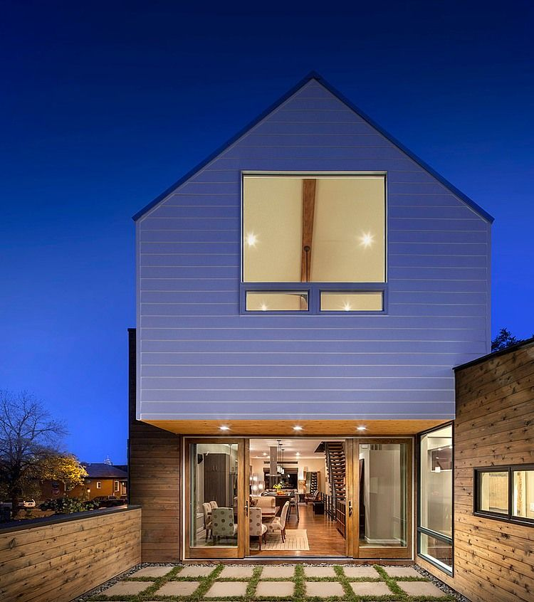 33rd Avenue House By Meridian 105 Architecture House House House Design