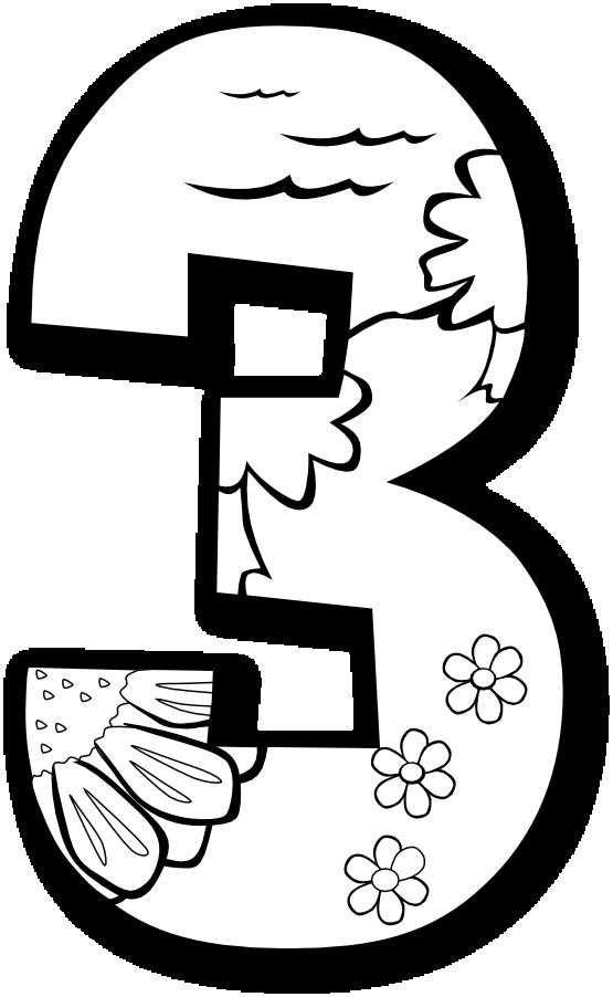 tercer día de la creación | escuelita | Pinterest | Día de, Números ...