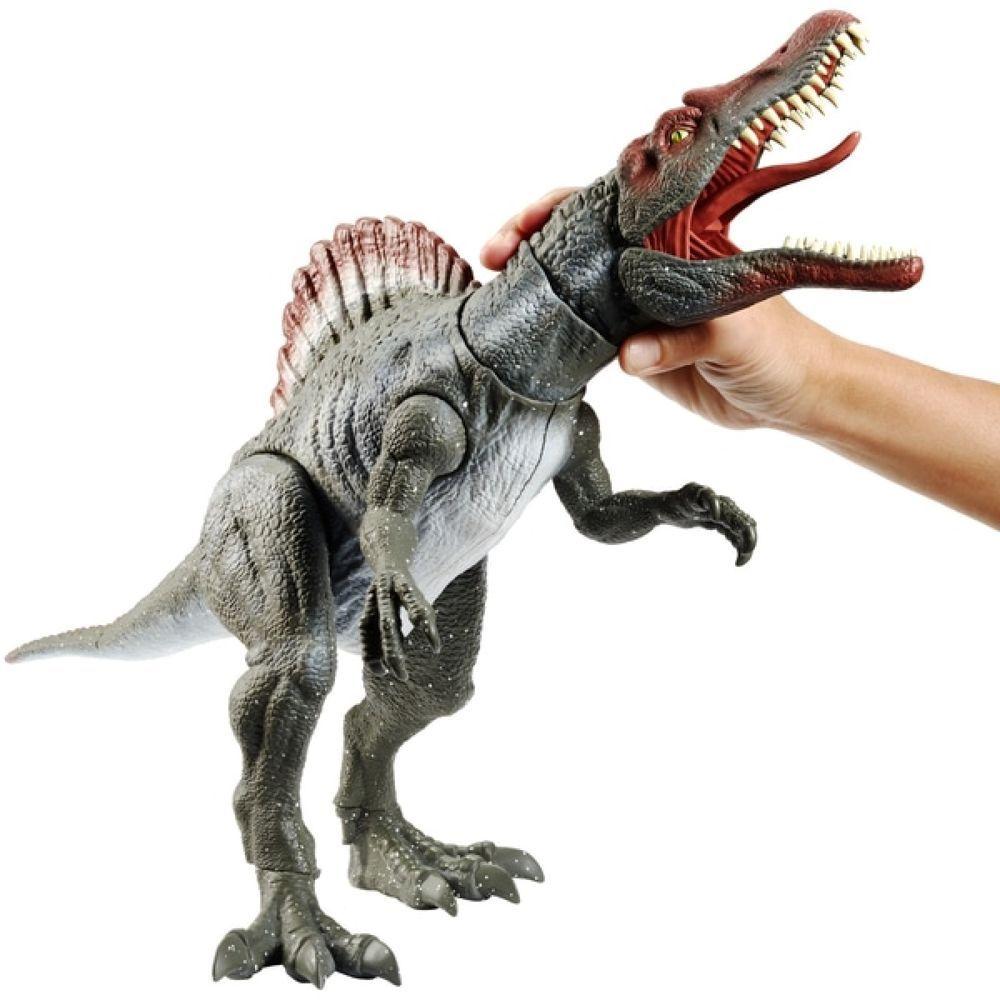Jurassic World Legacy Spinosaurus Villain Collection Action Figure NEW
