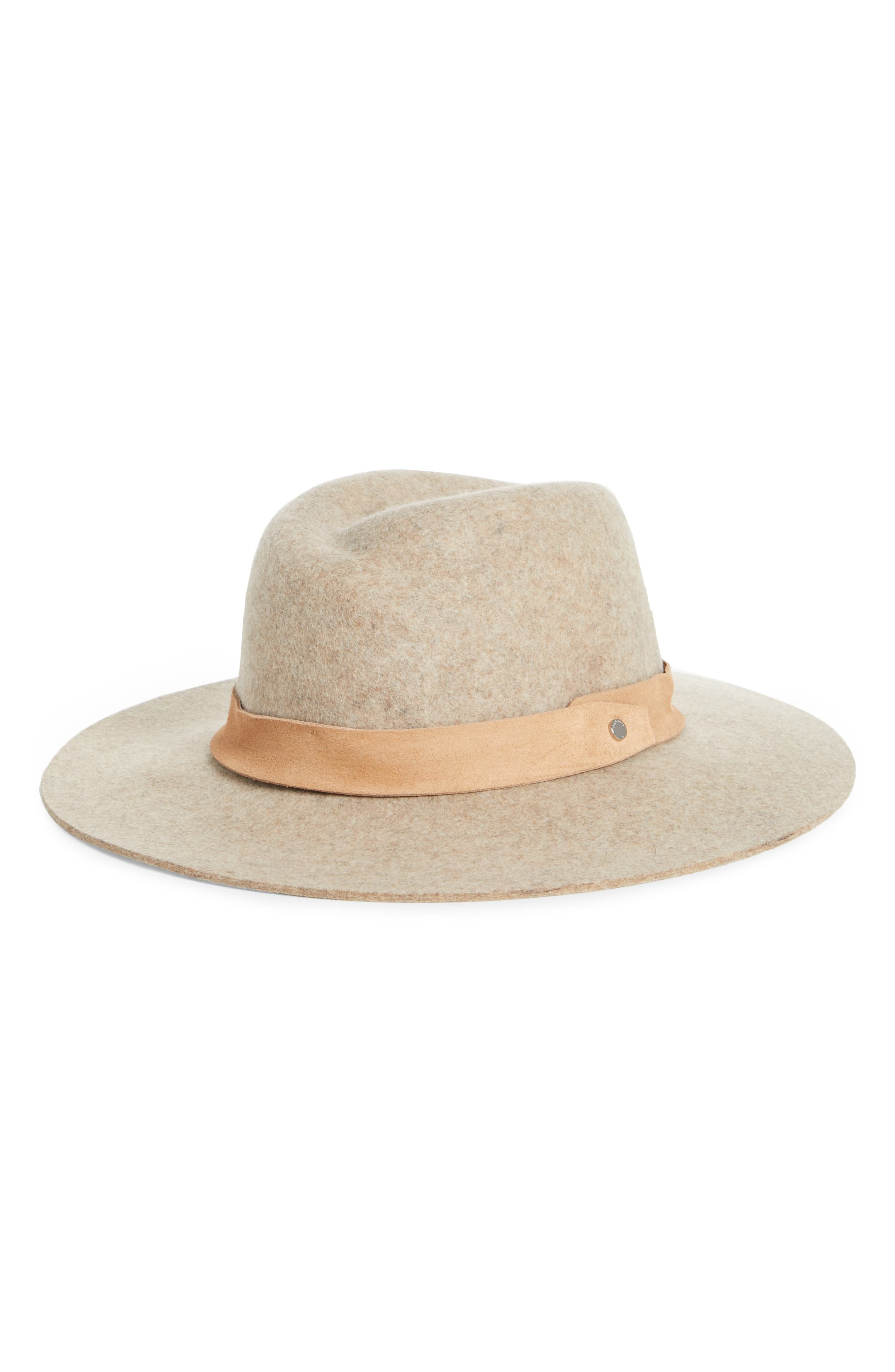 f0b28bd2240ba4 Rag & Bone Zoe Wool Fedora in 2019 | Products | Hats, Rag, bone, Wool