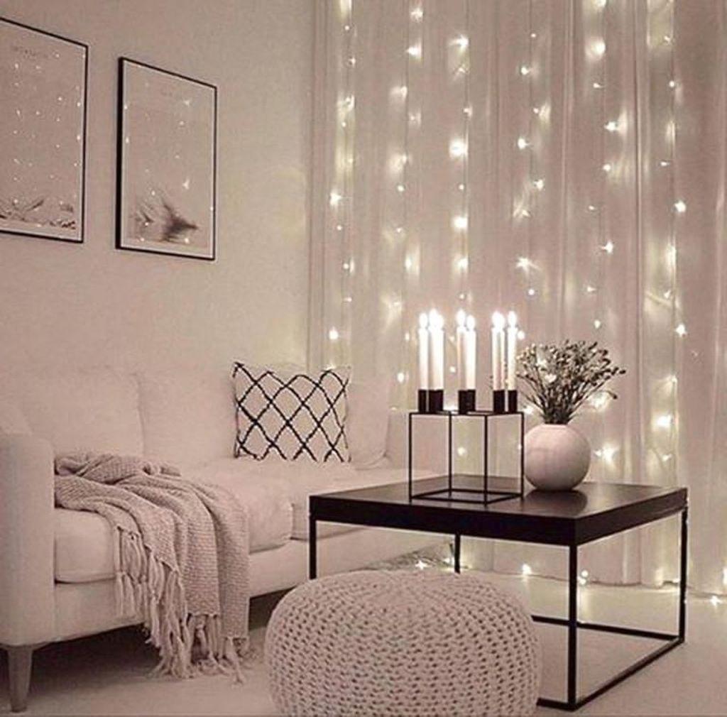 50 Stunning Romantic Living Room Decor images