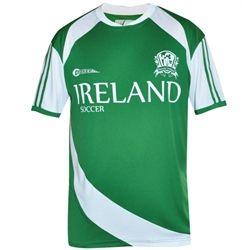 eb75822e Croker Ireland Soccer Jersey   Irish   Ireland soccer jersey, Soccer ...
