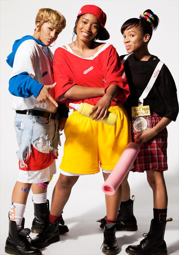 TLC #90sfm   Tlc outfits, Tlc fashion, 90s hip hop fashion