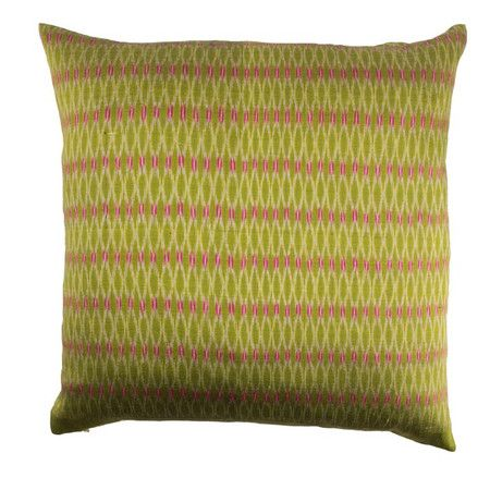 I pinned this Vintage Murni Silk Pillow from the John Robshaw event at Joss and Main!