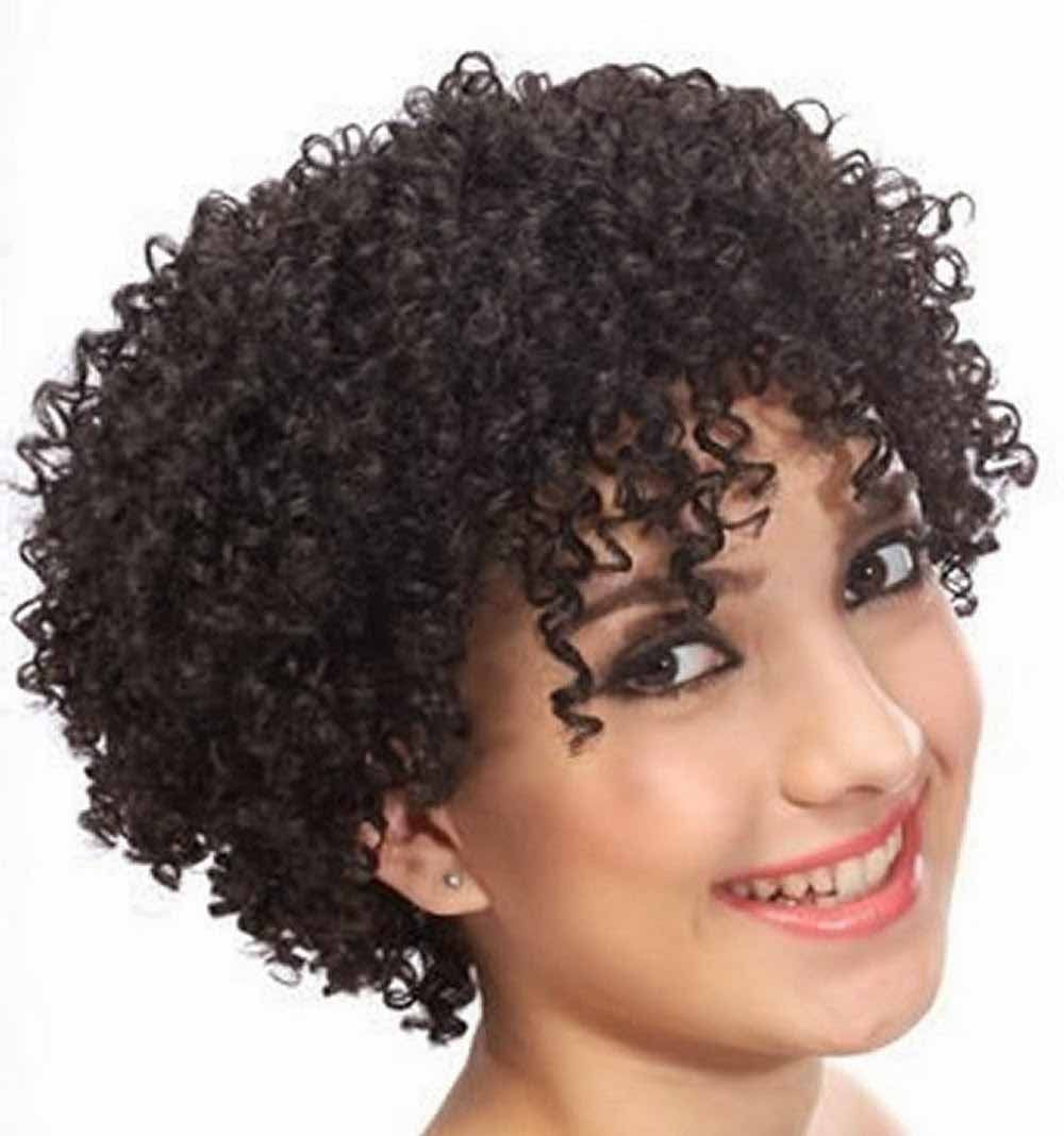 Natural hairstyles for black women with short hair - Natural Short Hairstyles For Black Women Hairstyles And Colors Hairstyle