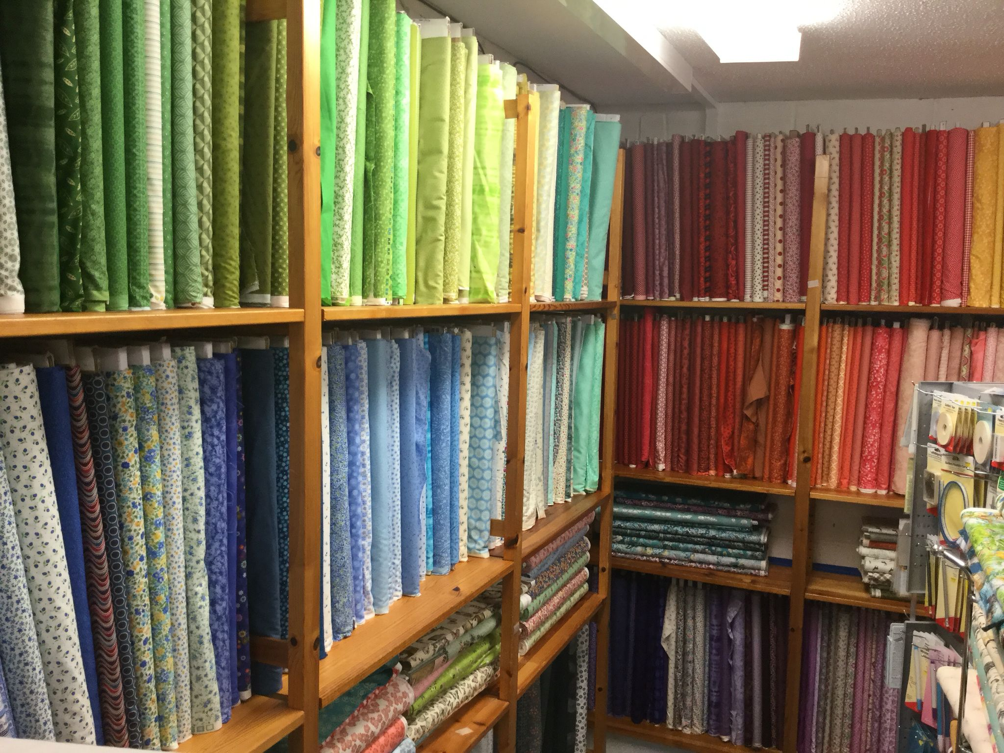 fabric-shops-cheap-shop-tiptree-fabric-section   Things I love ... : quilt fabric shops uk - Adamdwight.com