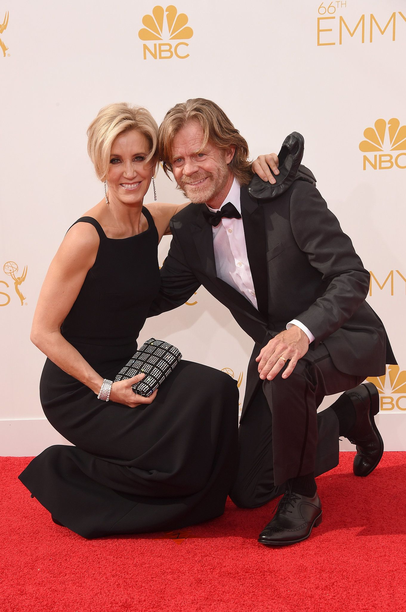 After 17 years of marriage, Felicity Huffman and William H. Macy ...