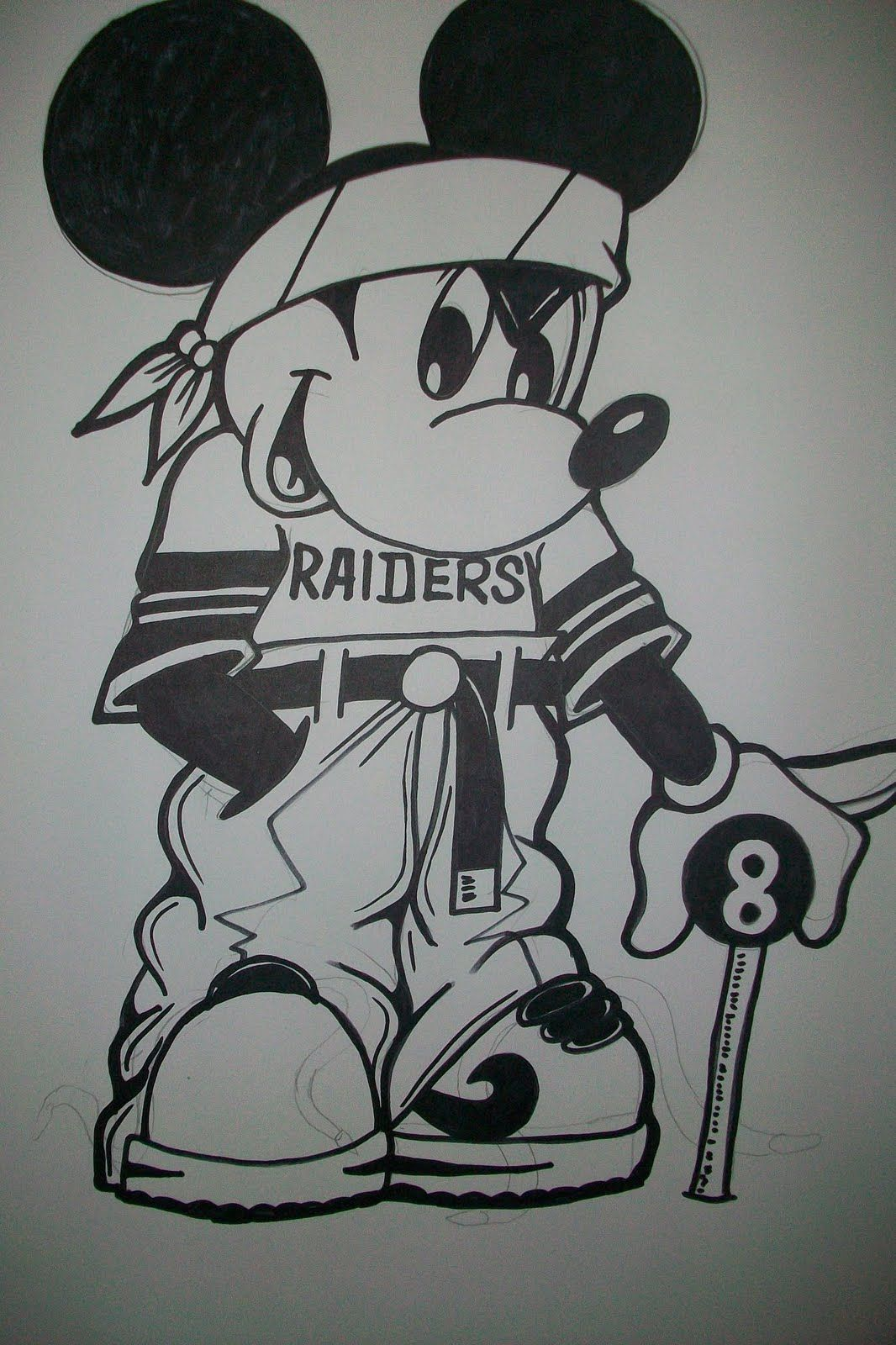 Pin On Bad Ass Mickey Mouse
